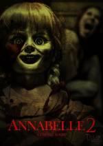 Постеры: Фильм - Аннабель: Создание - фото 4
