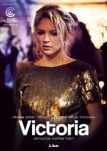 Постери: Вірджині Ефіра у фільмі: «У ліжку з Вікторією»