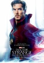 Постери: Бенедикт Камбербетч у фільмі: «Доктор Стрендж»