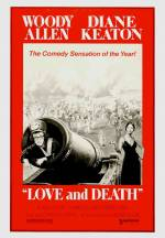 Постери: Вуді Аллен у фільмі: «Кохання і смерть»