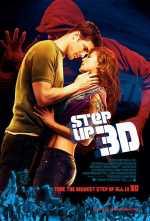 Постеры: Фильм - Шаг вперед 3D - фото 2