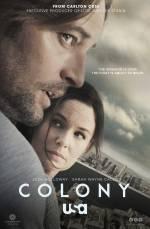 Постери: Джош Холлоуей у фільмі: «Колонія»