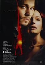 Постеры: Фильм - Из ада. Постер №3