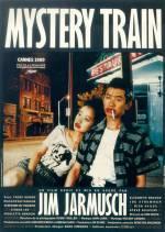 Фільм Таємничий поїзд - Постери