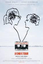 Фільм Кінець туру - Постери