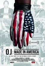 Фільм О. Джей: Зроблено в Америці - Постери