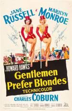 Фильм Джентльмены предпочитают блондинок
