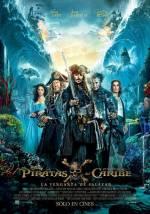 Постеры: Фильм - Пираты Карибского моря: Месть Салазара - фото 16