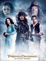 Постеры: Фильм - Пираты Карибского моря: Месть Салазара - фото 18