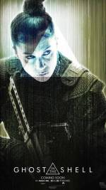 Постеры: Фильм - Призрак в доспехах - фото 19