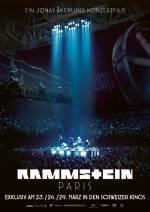 Фильм Rammstein: Париж - Постеры