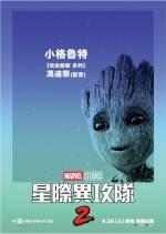 Постеры: Фильм - Стражи Галактики 2 - фото 43
