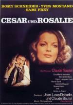 Фільм Сезар і Розалі - Постери