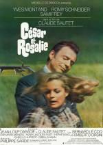 Постери: Фільм - Сезар і Розалі. Постер №2