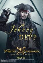 Постеры: Фильм - Пираты Карибского моря: Месть Салазара - фото 22