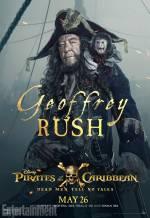 Постеры: Фильм - Пираты Карибского моря: Месть Салазара - фото 26