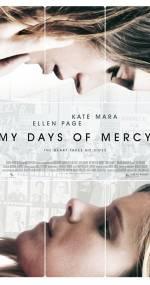 Постеры: Эллен Пейдж в фильме: «Мои дни с Мёрси»