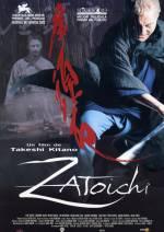 Постери: Такеші Кітано у фільмі: «Затоічі»
