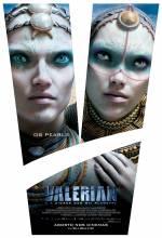 Постеры: Фильм - Валериан и город тысячи планет - фото 11