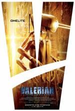 Постеры: Фильм - Валериан и город тысячи планет - фото 12
