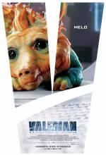Постеры: Фильм - Валериан и город тысячи планет - фото 13