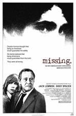 Фільм Зниклий безвісти - Постери