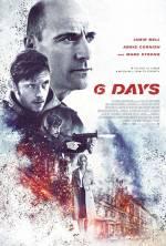 Постери: Марк Стронґ у фільмі: «6 днів»