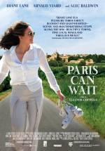 Постеры: Дайан Лейн в фильме: «Париж подождет»