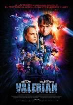 Постери: Фільм - Валеріан та місто тисячі планет. Постер №15