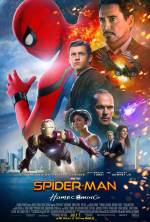 Постеры: Том Холланд в фильме: «Человек-паук: Возвращение домой»