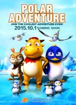 Постери: Фільм - Баффіт і друзі. Пригоди в Антарктиді. Постер №4