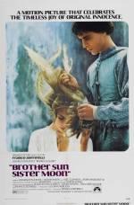 Фильм Брат Солнце, сестра Луна - Постеры
