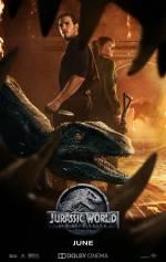 Постеры: Фильм - Мир Юрского периода 2 - фото 12