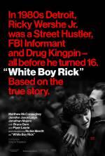 Постери: Меттью МакКонахі у фільмі: «Білий хлопчик Рік»