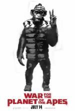 Постеры: Фильм - Война планеты обезьян - фото 8