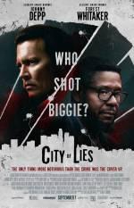 Постери: Джонні Депп у фільмі: «Місто брехні»