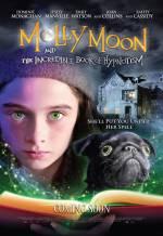 Постеры: Рэффи Кэссиди в фильме: «Молли Мун и волшебный учебник гипноза»