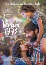 Постеры: Фильм - Лето 1993. Постер №2