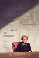 Постери: Емма Томпсон у фільмі: «Закон про дітей»