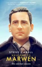 Постеры: Фильм - Удивительный мир Марвена - фото 2
