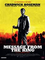 Постери: Чедвік Боузман у фільмі: «Послання від Кінга»