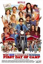 Постери: Кен Маріно у фільмі: «Спекотне американське літо: Перший день табору»