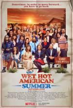 Серіал Спекотне американське літо: 10 років по тому - Постери