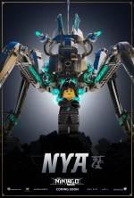 Постеры: Фильм - Lego. Ниндзяго Фильм - фото 18