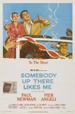 Постеры: Фильм - Кто-то там наверху любит меня