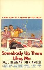Постеры: Фильм - Кто-то там наверху любит меня - фото 10