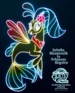 Постеры: Фильм - Мой маленький пони в кино. Постер №9