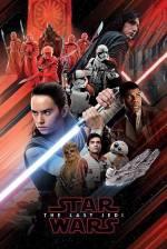 Постеры: Фильм - Звёздные Войны: Последние джедаи - фото 18