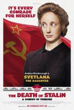 Постеры: Андреа Райзборо в фильме: «Смерть Сталина»