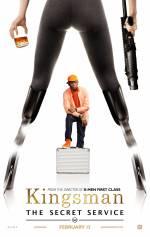 Постеры: Фильм - Kingsman: Тайная служба - фото 11